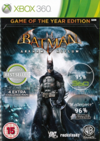 Batman: Arkham Asylum Game of the Year Edition (2010)