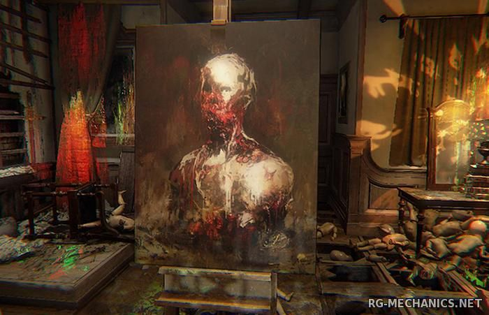 Скриншот к игре Layers of Fear [Update 2] (2016) PC | Steam-Rip от Fisher