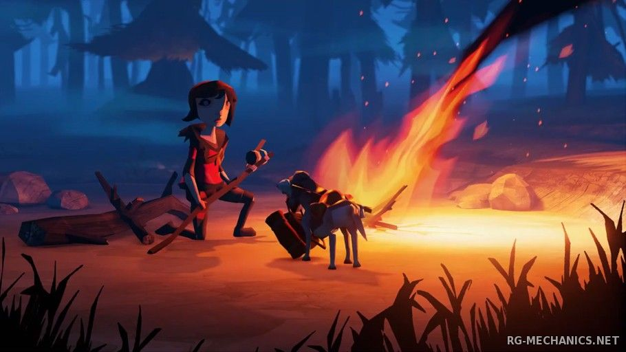 Скриншот к игре The Flame in the Flood (2016) PC | Лицензия