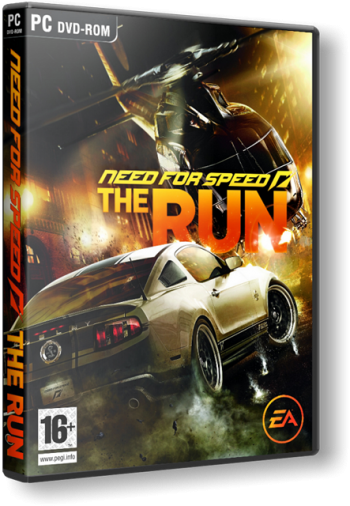 Need for Speed: The Run [v 1.1 + DLC] (2011) PC | RePack от R.G. Catalyst