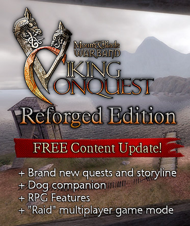 Mount and Blade: Warband - Viking Conquest - Reforged Edition (2015)