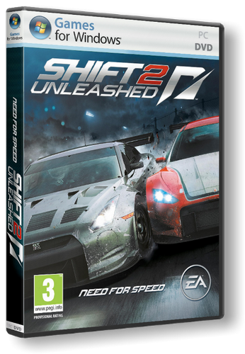Need for Speed: Shift 2 Unleashed (2011)