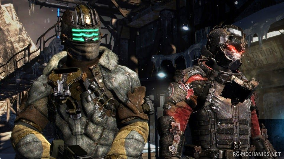 Скриншот к игре Dead Space 3: Limited Edition (2013) PC   RePack от SEYTER