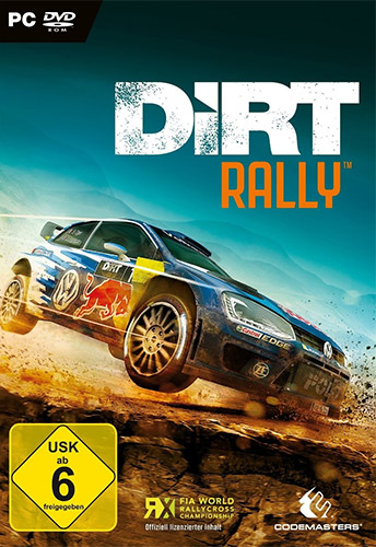 DiRT Rally [v 1.1] (2015) PC | RePack от FitGirl