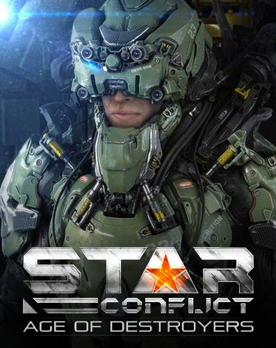 Star Conflict: Age of Destroyers [1.3.5.85454] (2013) PC   Online-only