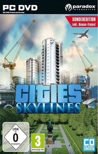 Cities: Skylines - Deluxe Edition [v 1.4.1-f2] (2015) PC | Steam-Rip от Let'sРlay
