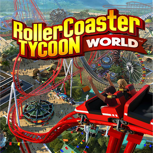 RollerCoaster Tycoon World [Early Access] (2016) PC
