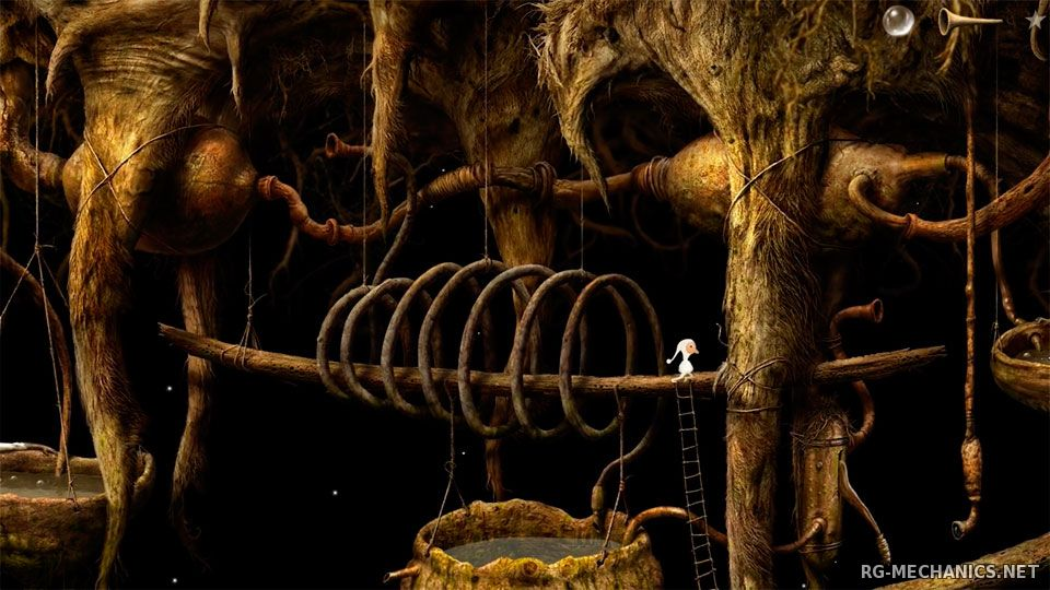 Скриншот 2 к игре Samorost 3 - Cosmic Edition [v 1.0.279] (2016) PC | Steam-Rip от Let'sРlay