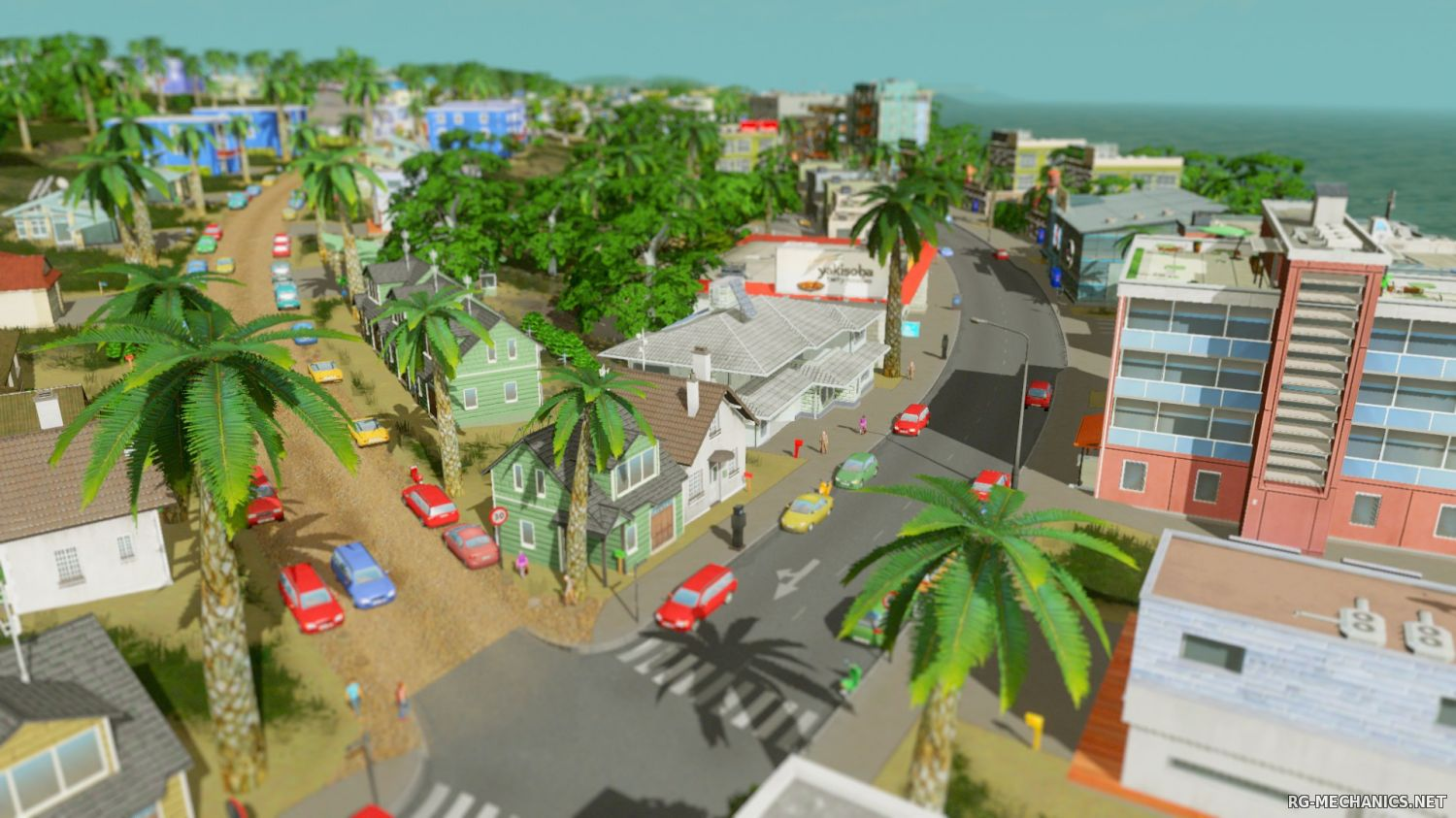 Скриншот к игре Cities: Skylines - Deluxe Edition [v 1.4.1-f2] (2015) PC | Steam-Rip от Let'sРlay