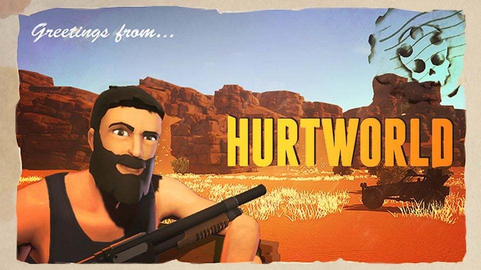 Hurtworld [0.3.5.3] (2015) PC | RePack от R.G. Alkad