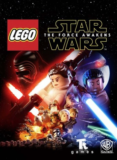 LEGO Star Wars: The Force Awakens (2016) PC | Лицензия