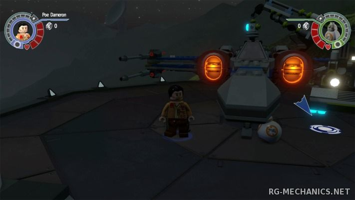 Скриншот 3 к игре LEGO Star Wars: The Force Awakens (2016) PC | Лицензия