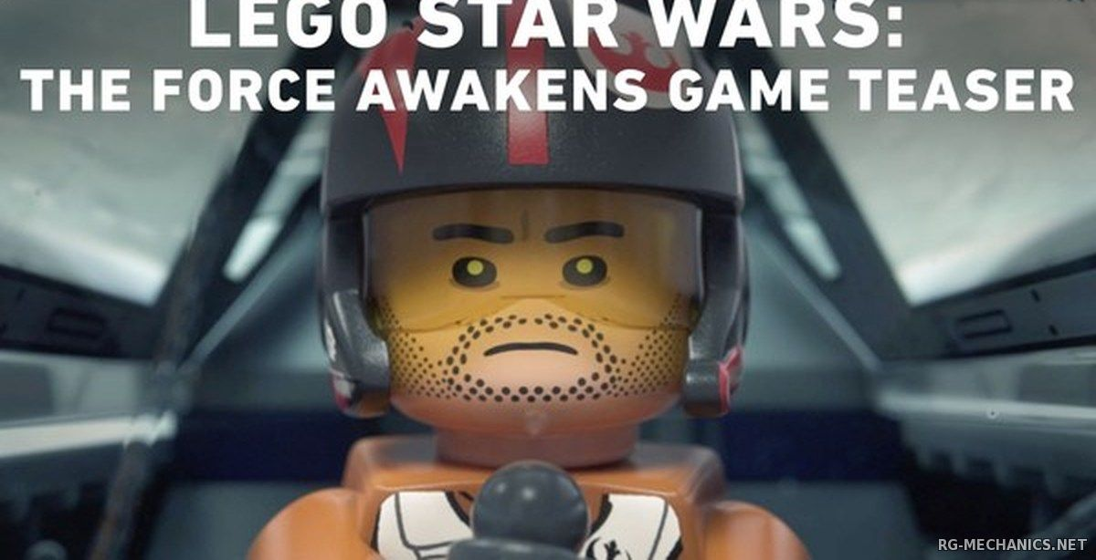 Скриншот 2 к игре LEGO Star Wars: The Force Awakens (2016) PC | Лицензия