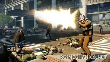 Скриншот к игре PayDay: The Heist - Complete Edition (2011) PC | RePack by Mizantrop1337
