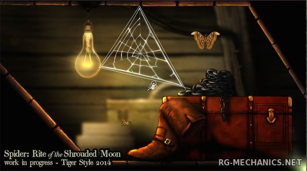 Скриншот к игре Spider: Rite of the Shrouded Moon (2016) PC   Repack от Other's