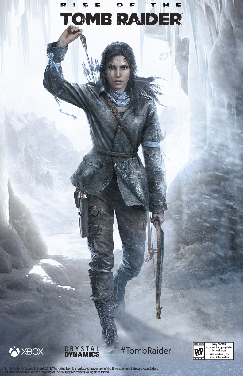 Rise of the Tomb Raider - Digital Deluxe Edition (2016)