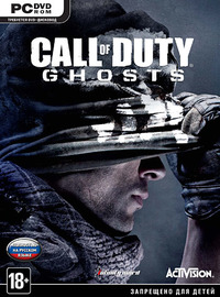 Call of Duty: Ghosts - Ghosts Deluxe Edition [Update 21] (2013) PC | Rip от R.G. Механики