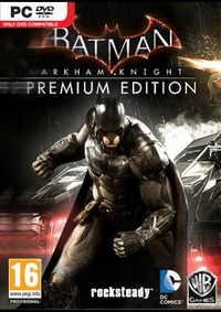 Batman: Arkham Knight - Premium Edition [v 1.6.2.0 + DLCs] (2015) PC | Repack от R.G. Механики