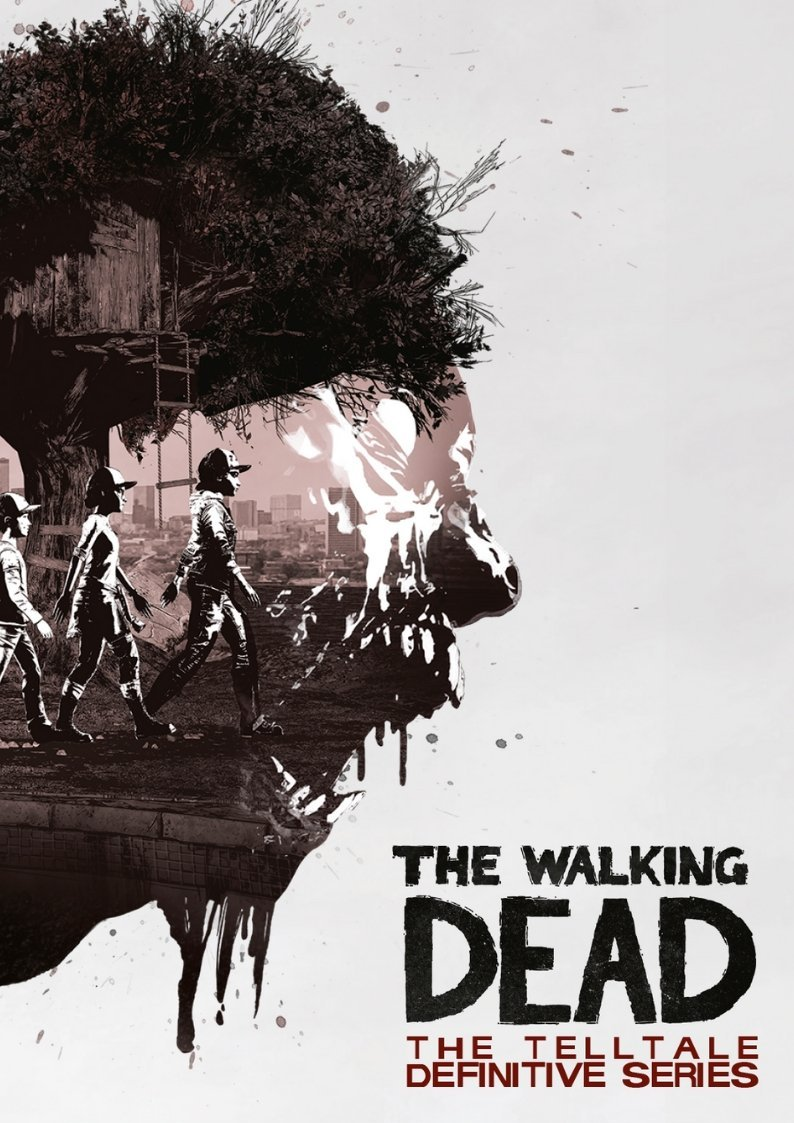 The Walking Dead: The Telltale Definitive Series [CODEX] (2019) скачать торрент Лицензия