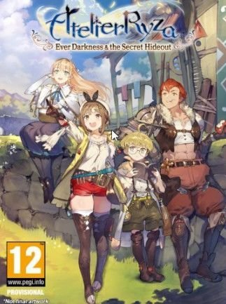 Atelier Ryza: Ever Darkness & the Secret Hideout (2019)