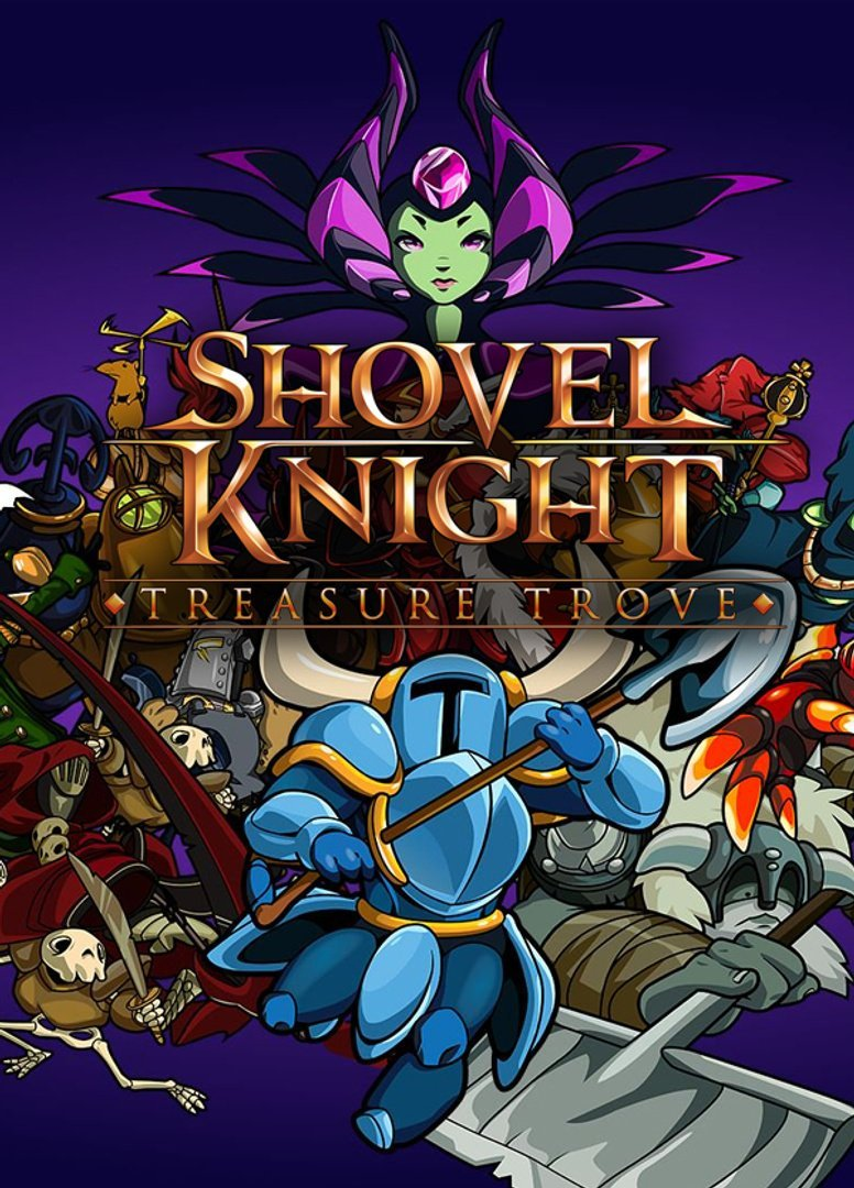Shovel Knight: Treasure Trove v.4.1 [GOG] (2014) (2014)