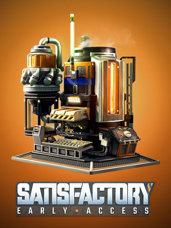 Satisfactory [ 0.3.5.6 - Build 131382/Early Access] (2019) (2019)