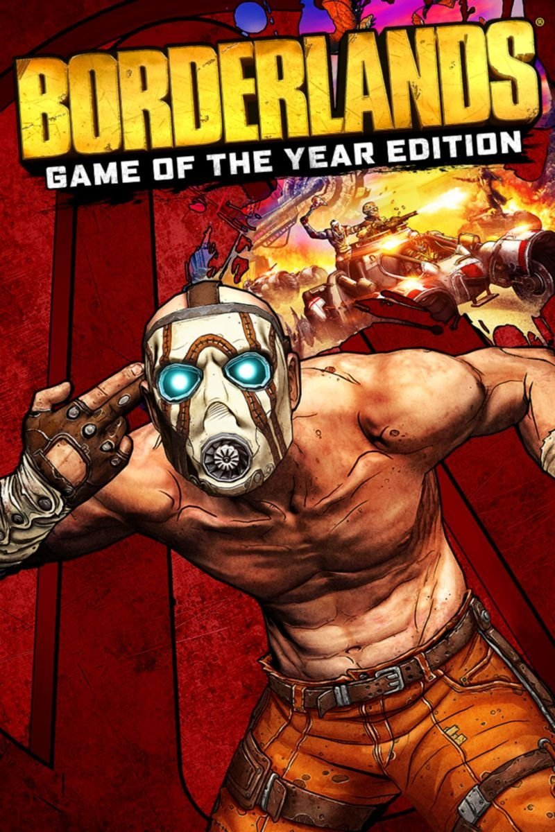Borderlands Game of the Year Enhanced [v 1.5.0+DLC] (2019) (2019)