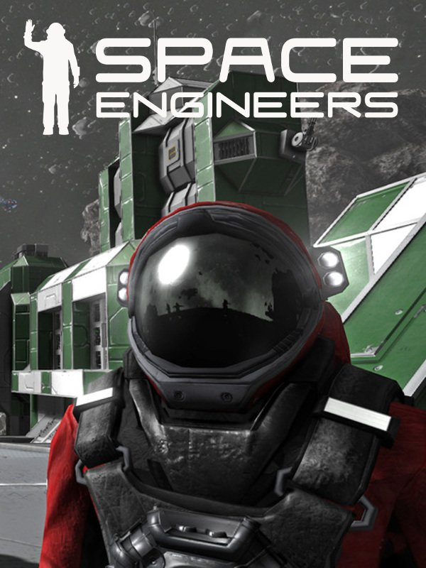 Space Engineers [v 1.195.018] (2019) (2019)