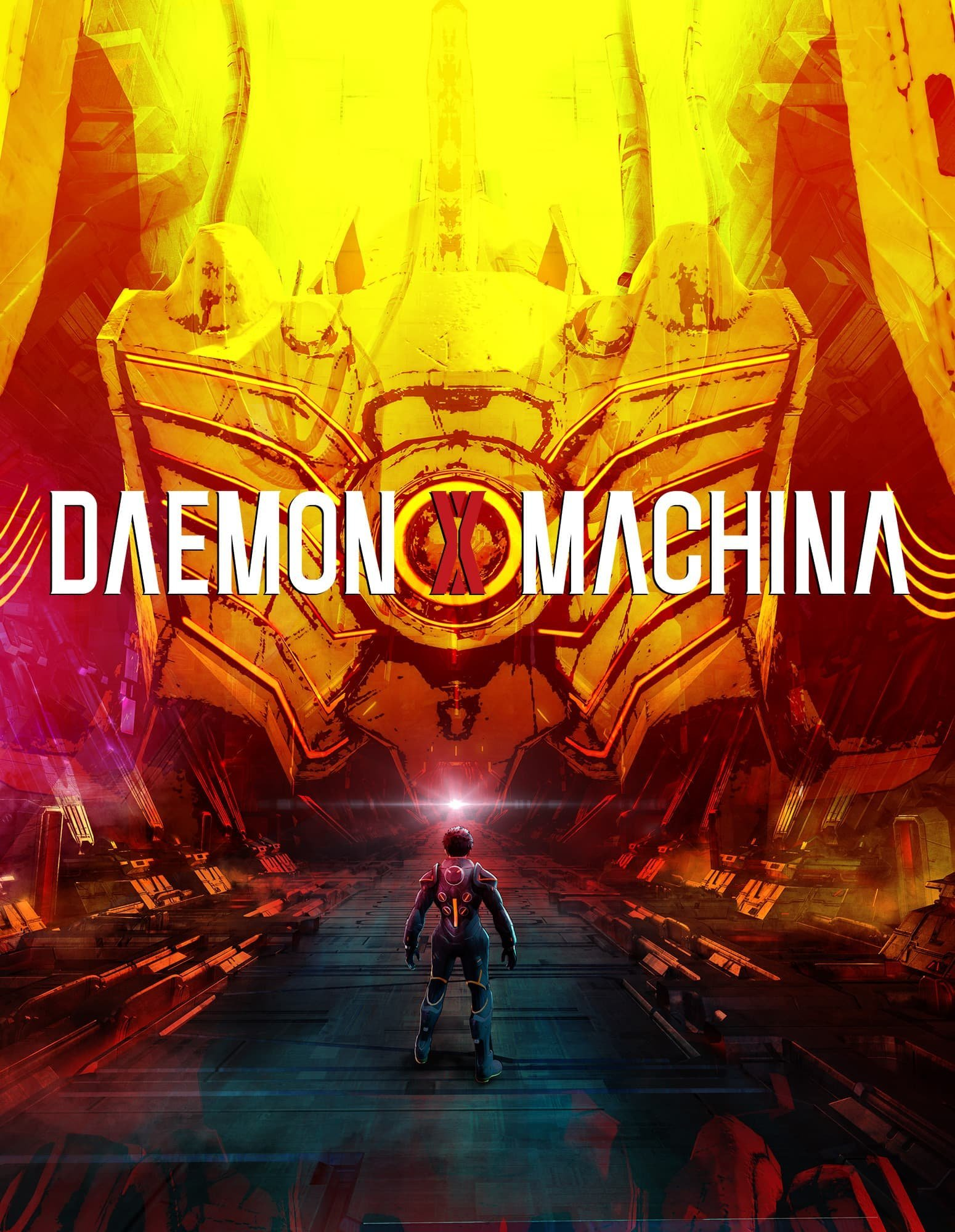 Daemon X Machina v.1.01+15 DLC [CODEX] (2020)