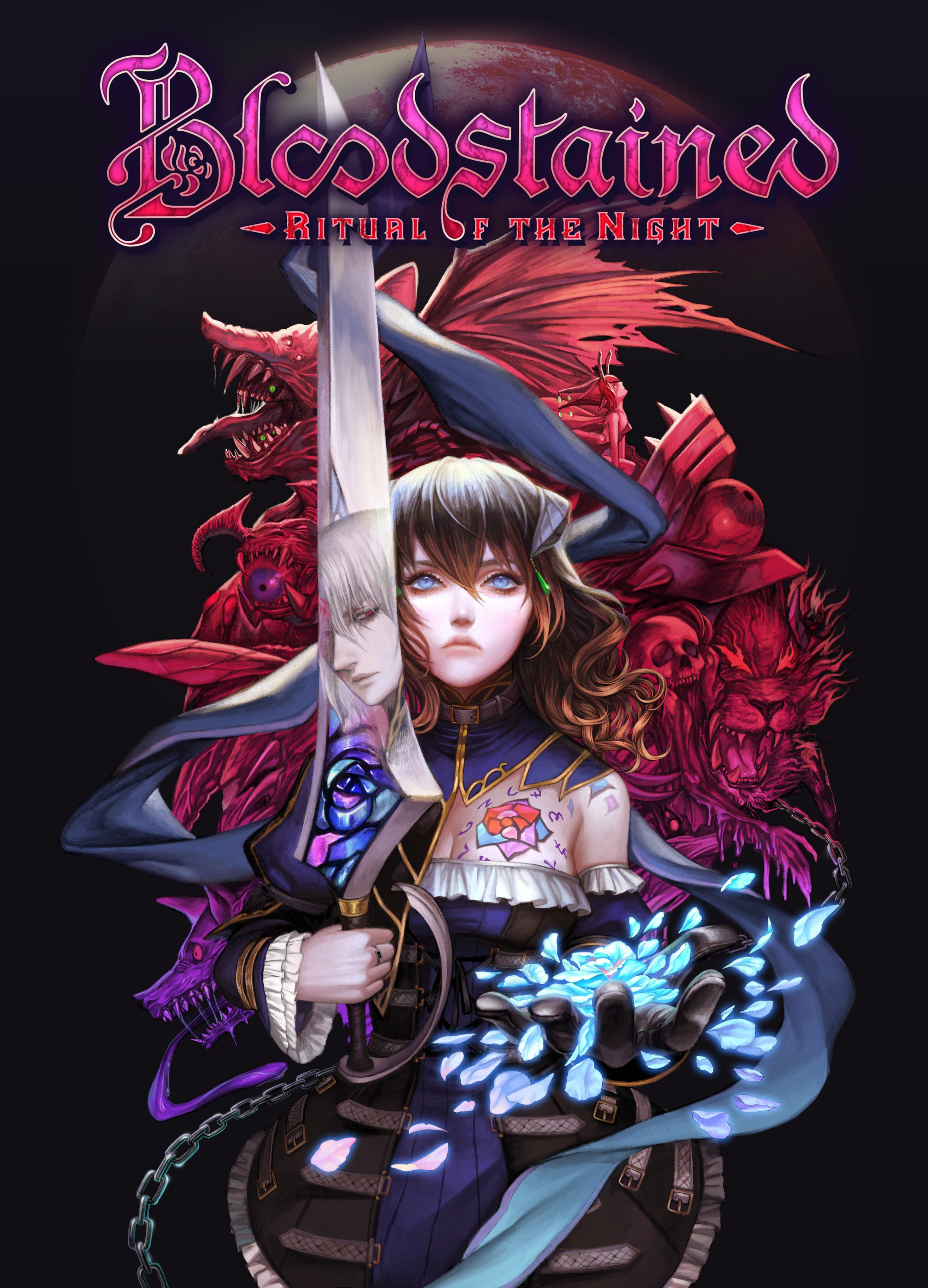Bloodstained: Ritual of the Night [v. 1.17.0.53060+DLC] (2019) скачать торрент RePack