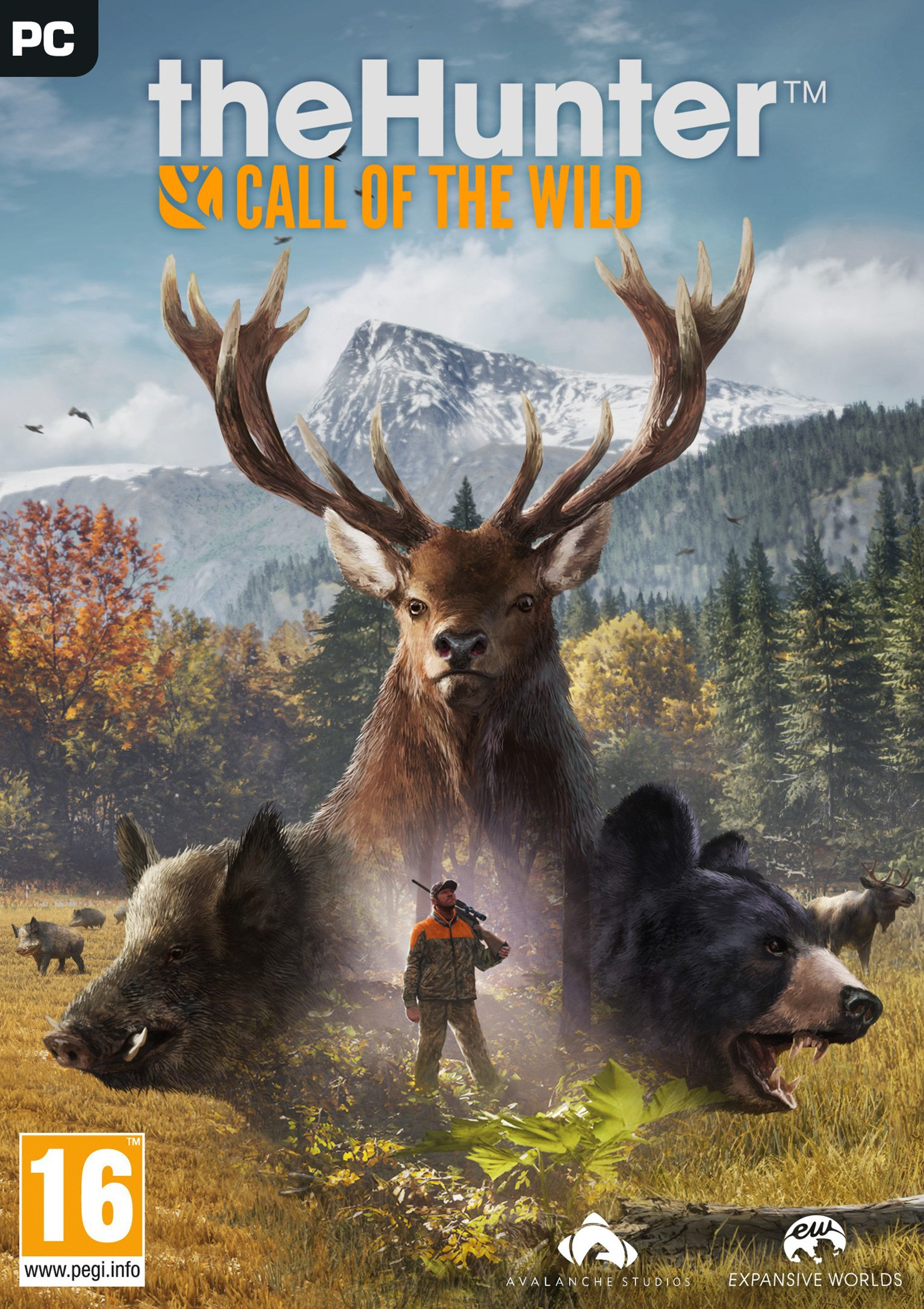 TheHunter: Call of the Wild [v 1898534+DLC] (2017) (2017)
