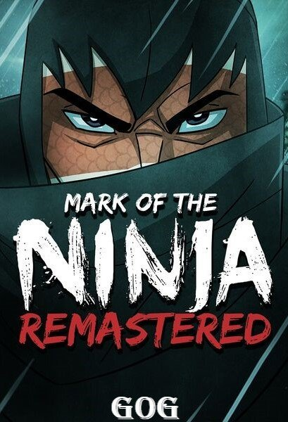 Обложка к игре Mark of the Ninja: Remastered [GOG] (2012-2018) Лицензия