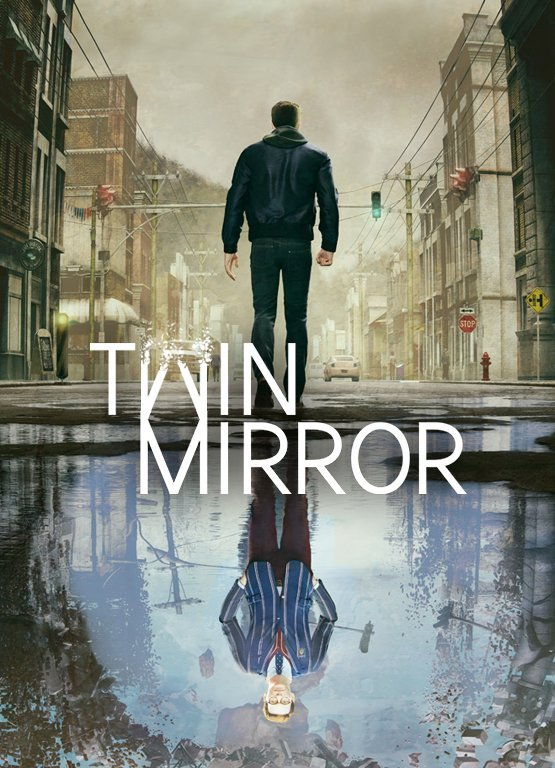 Обложка к игре Twin Mirror [Portable] (2020) Лицензия